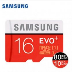Карта Micro Sd  для SAMSUNG EVO Plus  + SD Адаптер 256 г