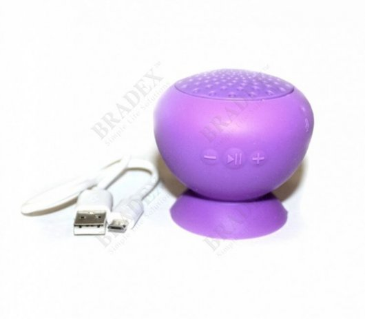 Динамик (Mushroom waterproof bluetooth speaker, Rebel Speaker - Water Resistant Bluetooth Speaker & Speakerphone)